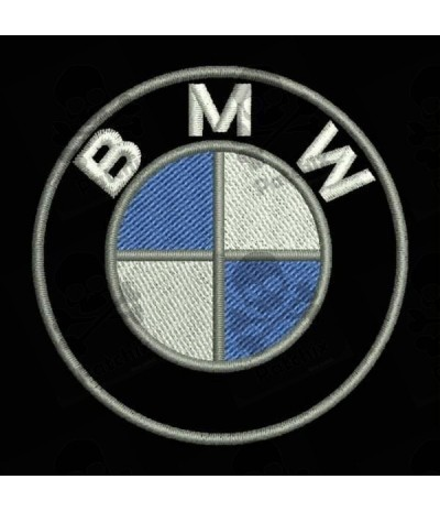 Embroidered Patch BMW