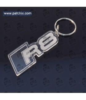 Key chain car AUDI R8