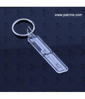 Key chain CHEVROLET CAMARO RS