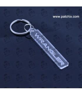 Key chain JEEP WRANGLER
