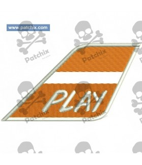 Embroidered Patch Iron Patch LOGO BABOLAT