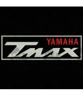 Embroidered patch YAMAHA TMAX