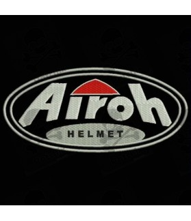 Embroidered patch AIROH