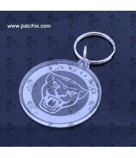 Key chain JAGUAR LOGO PANTHER