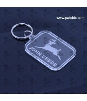 Key chain JOHN DEERE