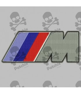 Embroidered Patch BMW M SERIES