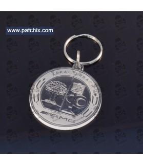 Key chain MERCEDES AMG