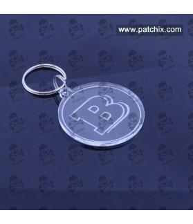Key chain MERCEDES LOGO BRABUS