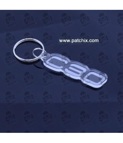 Key chain VOLVO C30