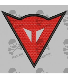 Embroidered patch DAINESE