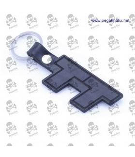Key chain LEATHER AUDI TT
