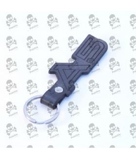 Key chain LEATHER AUDI LOGO A5