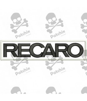 Embroidered Patch Iron Patch RECARO