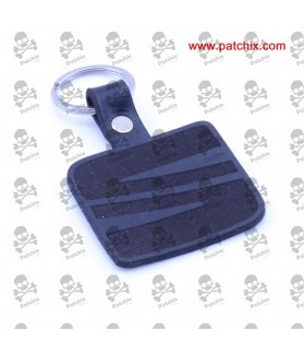 Key ring LEATHER SEAT