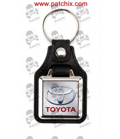 Key chain NICKEL TOYOTA