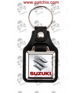 Key chain Motorcycle NICKEL SUZUKI