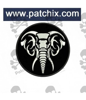 Embroidered Patch ELEPHANT