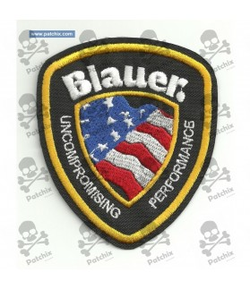 Embroidered Patch Iron Patch BLAUER