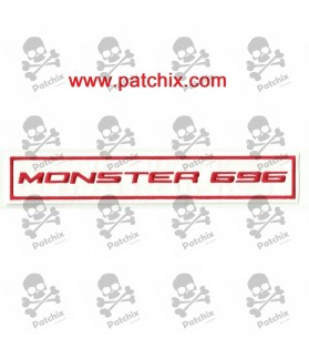 Iron patch DUCATI MONSTER 696