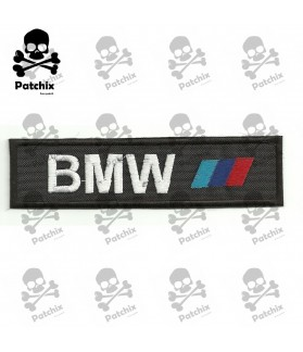 Iron patch BMW M