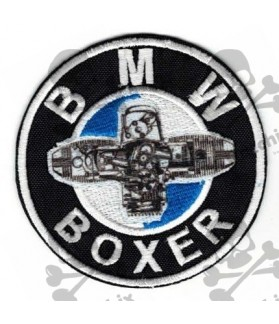 Iron patch BMW BOXER