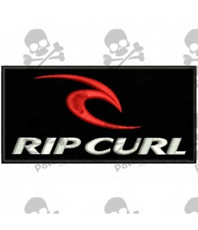 Embroidered Patch Iron Patch RIP CURL