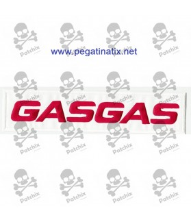 Iron patch Motorcycle GAS GAS