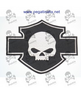 Iron patch Motorcycle HARLEY DAVIDSON