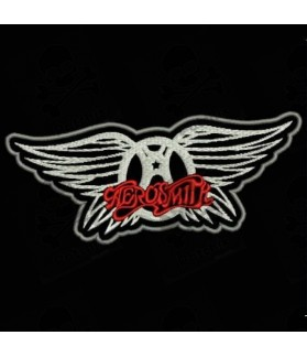 Embroidered patch AEROSMITH