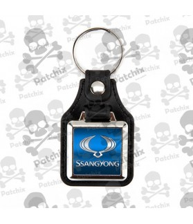 Key chain NICKEL SSANGYONG
