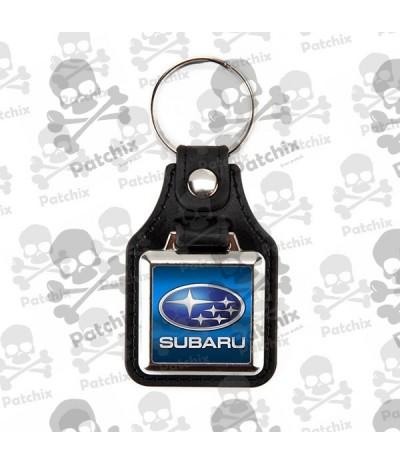 Key chain NICKEL SUBARU