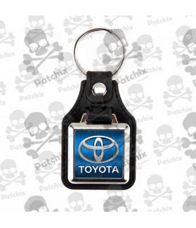 Key chain NICKEL TOYOTA