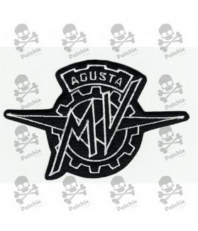 Iron patch Motorcycle AGUSTA