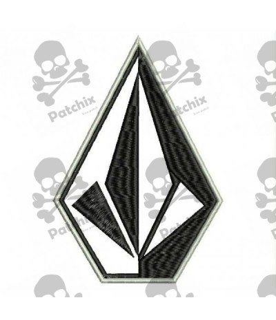 Embroidered Patch VOLCOM