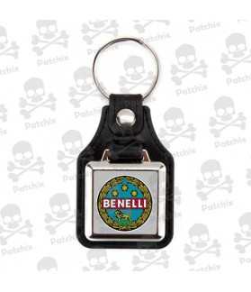 Key chain Motorcycle NICKEL BENELLI VINTAGE
