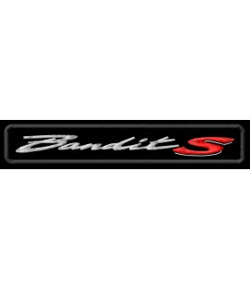 Iron patch Motorcycle SUZUKI BANDIT S