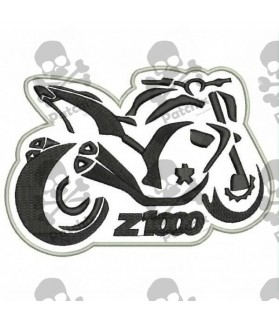 Embroidered patch KAWASAKI Z1000