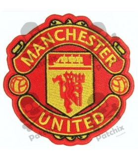 Embroidered Patch MANCHESTER CITY