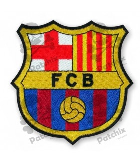 Embroidered Patch FC BARCELONA