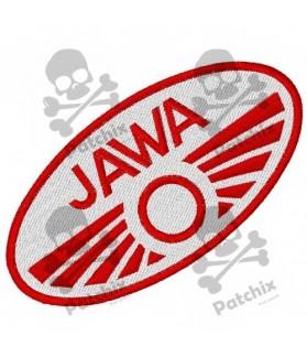 Iron patch Motorcycle JAWA