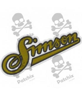 Iron patch SIMSON