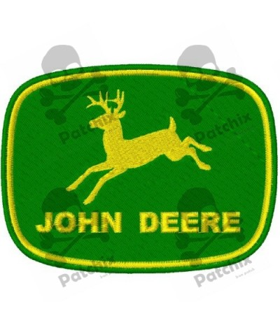 Embroidered Patch JOHN DEERE