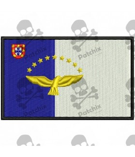 Embroidered Patch Flag azores