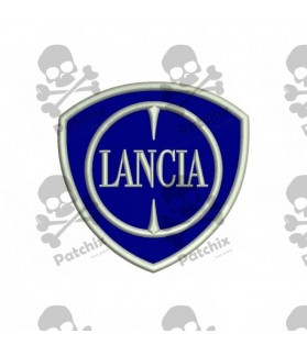 Embroidered Patch LANCIA