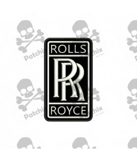 Embroidered Patch ROLLS ROYCE
