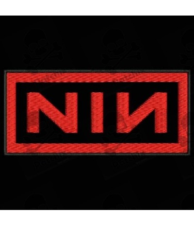 Embroidered patch NIM
