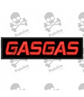 GAS-GAS IRON PATCH