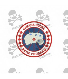 CANADA GOOSE IRON PATCH