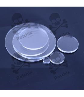 Acrylic circles laser cut various sizes