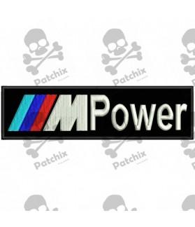 Iron patch BMW POWER